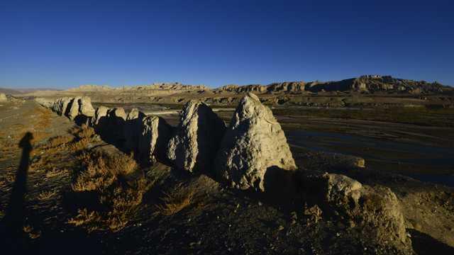 西藏扎达景物图片