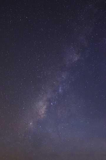 辉煌的夜空图片