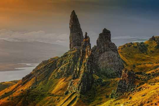 苏格兰自然自然风光图片