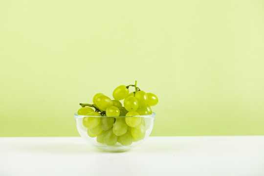 夏天葡萄柠檬图片