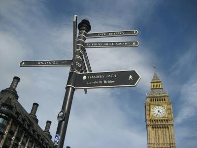 地址, 伦敦, 大笨钟, 时钟, 建筑, 天空, 城市