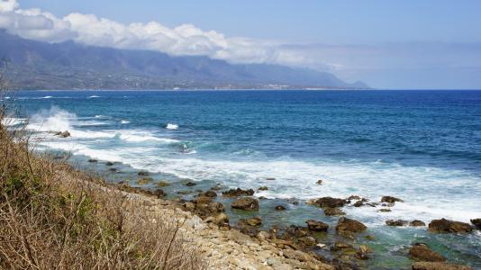 海, 海岸, 海边, 自然