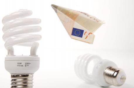 sparlampe, 节电, 生态电, 节能, 环境, 反思, 环保