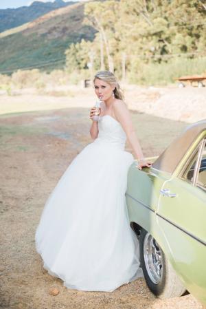 婚纱礼服, 穿衣服, 新娘, 白色, 礼服, 婚礼, 结婚