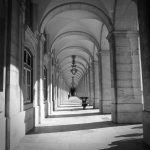 里斯本, 葡萄牙, 通道, 旧城