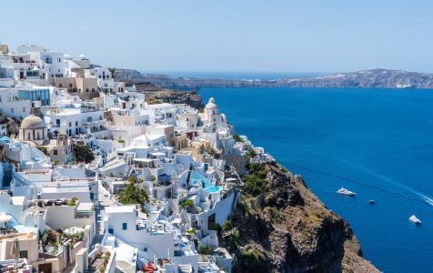 建筑, 海滩, 小船, 建筑, 城市, 城市景观, 海岸