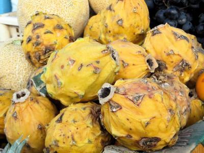 厄瓜多尔, 昆卡, 市场, 异国情调的水果, 多彩