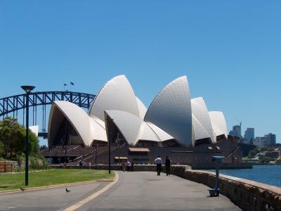 operahouse, 悉尼, 建设