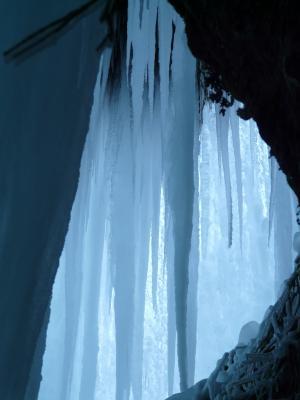 冰洞, 冰帘, 冰柱, 冰的形成, 洞穴, 感冒, 钟乳石