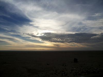 埃及, 西奈, 旅行, 旅游, 沙漠, 夏季, 天空