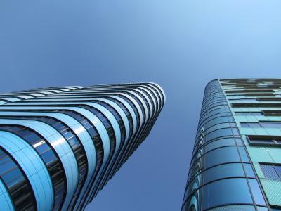 荷兰, 建筑, 天空, 云彩, 详细, 城市, 摩天大楼