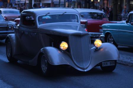 而作, 自动, 同伴们, 汽车, 美国, 老式汽车汽车, 复古