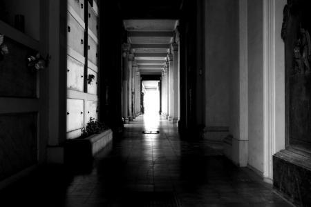 大厅, 路径, 被遗弃, 公墓, 心寒, 恐怖, 独奏