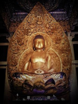 佛, 莲花, 夏威夷, 冥想, 精神, 符号, 和平