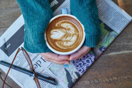 咖啡, 咖啡因, 照片, 饮料, 杯, 咖啡杯, 早上好