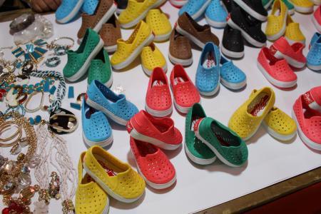 鞋子, 多样性, 颜色, 儿童