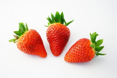 草莓, 甜, 红色, 美味, 成熟, 果味, 水果