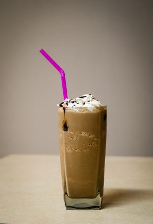 咖啡, 奶昔, 饮料, 食品, 奶油, 甜, 饮料