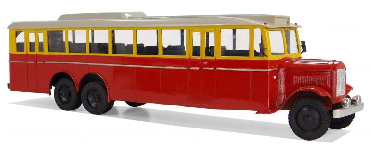 雅若斯拉夫, ya-2, 俄罗斯, 苏联, 业余爱好, 模型巴士, 汽车模型