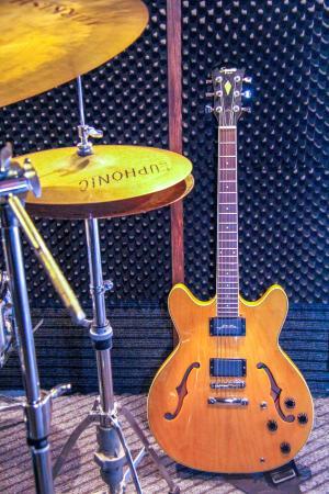 吉他, 吉他手, 发射, 钹, 音乐, 乐器, 流行音乐演唱会