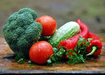 蔬菜, 健康营养, 厨房, 烹饪, 食品, 吃, 生铁