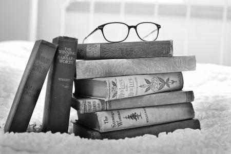 书库, 复古书籍, 书, 书籍, 老, 教育, 古董
