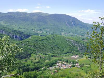 山, 森林, 景观, 树, 夏季, 徒步旅行, 绿色