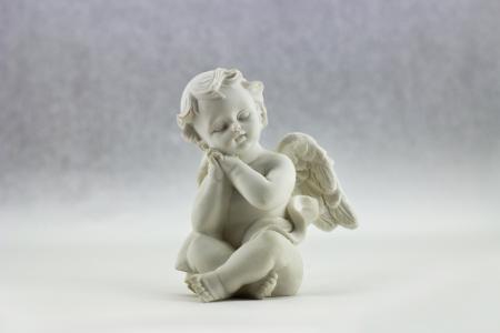 天使, 翅膀, 爱, 白色, 天使, 宗教, 圣洁