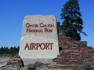 大峡谷国家公园, 大峡谷, 亚利桑那州, 感兴趣的地方, 美国, 盾牌, 机场