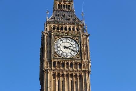 大笨钟, 伦敦, wes, 本, 大, 议会, 时钟