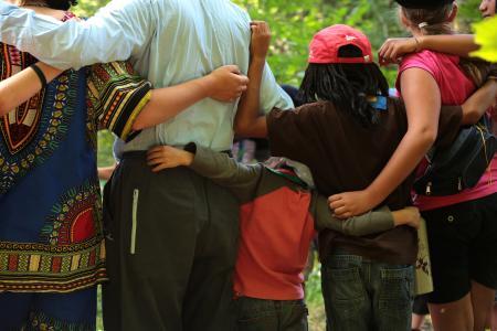 友谊, 侦察, 童军, 巴登鲍威尔, 人, 儿童, 设置
