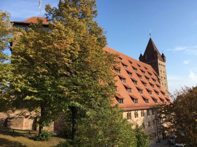 纽伦堡, 瑞士法郎, 中世纪, 旧城, 从历史上看, 巴伐利亚, 建设
