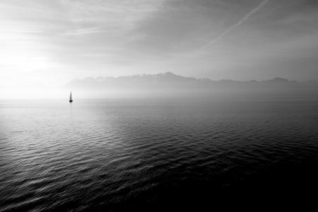 帆船, 海洋, 打开水, 海, 小船, 帆, 水