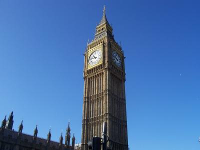 议会大厦, 大笨钟, 塔, 伦敦, 著名, 英格兰, 英国