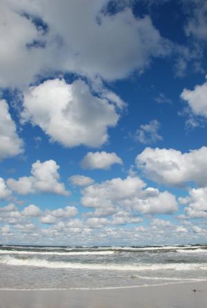海, 自然, 假期