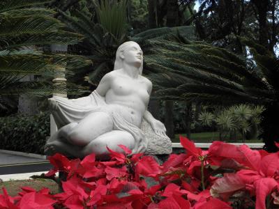 雕像, 红色, 奉献精神