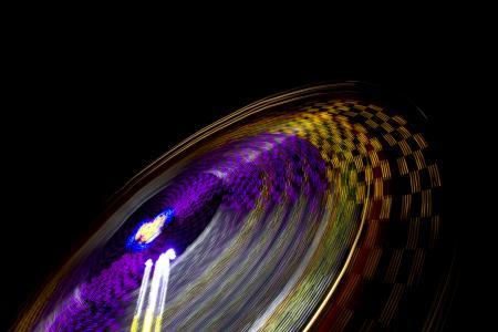 时差, 摄影, 棕色, 紫色, 微调框, 烦躁不安, 晚上