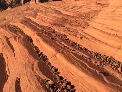 砂岩, 地质, 沙漠, 沙子, 自然, 景观, 干
