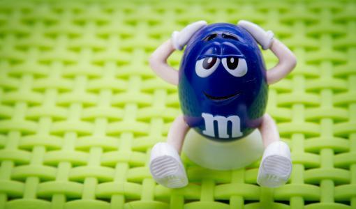 肥胖, 糖果, 贪吃, 巧克力, 惊讶, 悔改, 甜