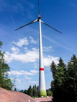 风车, 风力发电, 风车翼, 电源, 发电, 根根堡, biberach