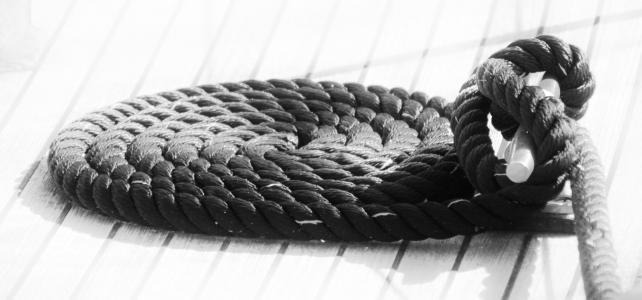 绳子, 编织, 露水, tross, 固定, 扭的绳, 钢绞线
