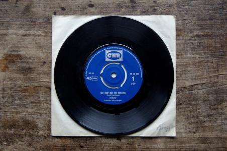 记录, 留声机唱片, 光盘, 磁盘, 45rpm, 留声机, 音乐