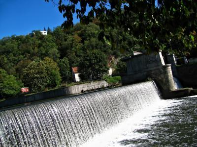 水闸, 瀑布, 天然水, 自然, 液体, 流动, 景观