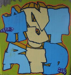 涂鸦, 字体, 喷雾, 签名, 画, 刻字, 艺术