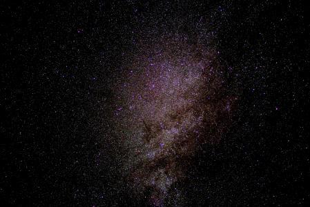 银河, 满天星斗的天空, 星级, 星系, 夜晚的天空, 中心, 天文摄影