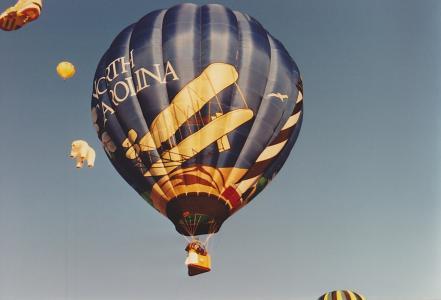 气球, 多彩, 充满活力, 阿尔伯克基, 空中, 天空, 北卡罗莱纳州