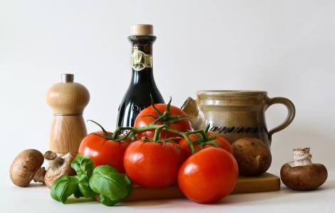 吃, 食品, 维生素, 蔬菜, 营养, 饲料, 厨房