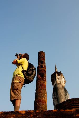 摄影师, 照片, 相机, 记者, 男子, 摄影, 人