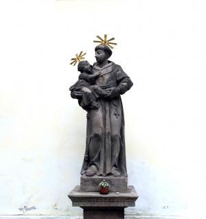 圣洁, 布拉格, 雕像, 捷克共和国, 旧城, 图, 纪念碑
