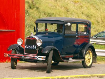 福特, 汽车, 汽车, 老, 历史, 车辆, 运输